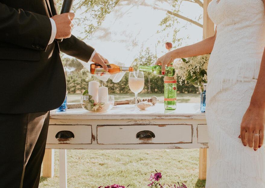 ¿Cómo organizar tu matrimonio en casa en cinco pasos? ¡Es ideal para una boda con pocos invitados!