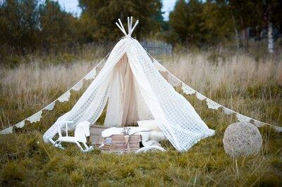 Найти свое место: 6 подсказок, как выбрать площадку для проведения свадьбы!