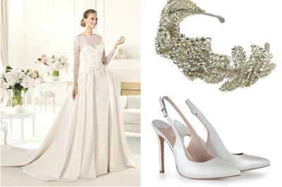 Como ter um look de noiva inspirado na princesa e atriz Grace Kelly?