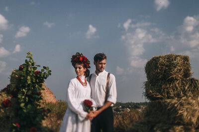 Этно-мелодия о любви Юлии и Максима