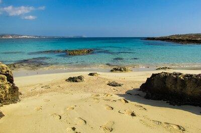 Hochzeitsreise auf Zypern! Flittern wie die Göttin der Liebe ...