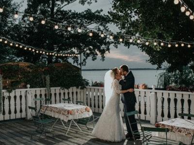 Piękna ceremonia ślubna i staropolskie wesele w Folwarku Agaty i Jakuba!