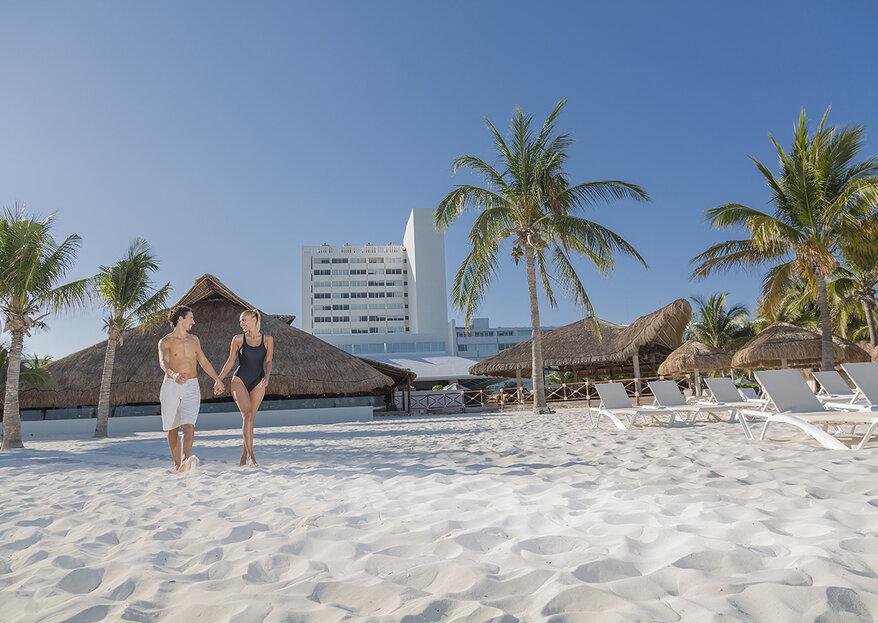 Celebra tu gran día a la orilla del Caribe, ¡una boda llena de encanto!