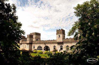Grande dia com o glamour da realeza: celebre seu casamento em um castelo!