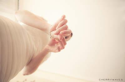 3 avantages du vernis à ongles permanent au mariage
