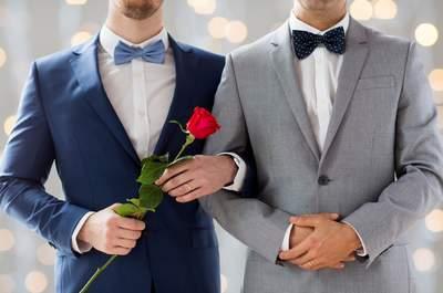 Primer matrimonio civil de pareja gay en Bogotá