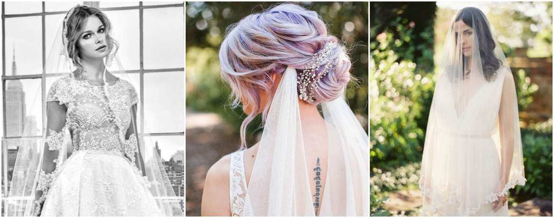 Peinados de novia con velo: Inspírate en una de estas increíbles propuestas