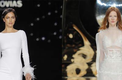 ¿Cuál tu estilo de vestido de novia? ¡Elige el tuyo y luce increíble en tu gran día!