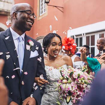 Casamento de Nanya & Chijioke | Foto: Aguiam Wedding Photography