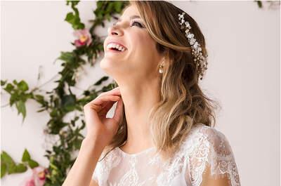 Vestidos de noiva prontos deslumbrantes para quem quer praticidade, flexibilidade e personalidade!