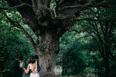 ¡Una boda hecha por todos para todos!: así fue el gran día de Miriam y Dani