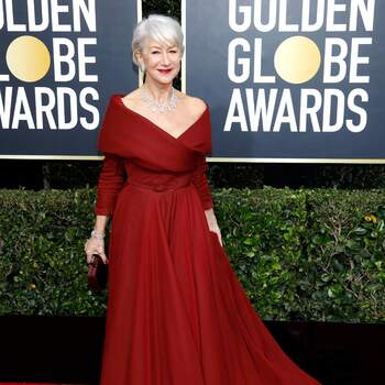 Helen Mirren in Dior | Credits: Cordon Press