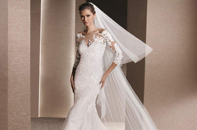 60 vestidos de novia magníficos de La Sposa para 2016: Una firma que conquistará tus sueños