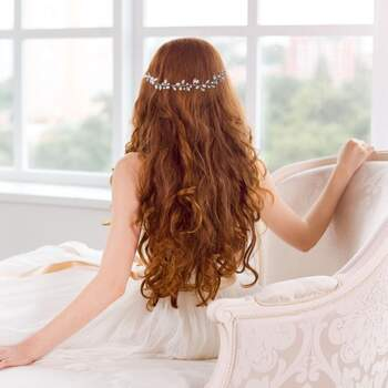 Credits: Hair comes the bride
