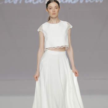 Vestidos de novia corte A: un clásico de la elegancia que te fascinará