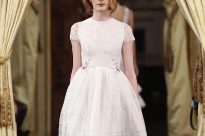 Desfiles Atelier Couture: Las mejores tendencias para tu vestido de novia