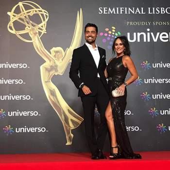Ricardo Pereira e Francisca Pereira   Foto Reprodução Instagram @franciscaprpereira