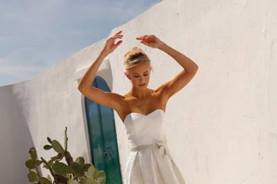 Robes de mariée Linea Raffaelli 2017 : pour un look de mariée ultra chic !