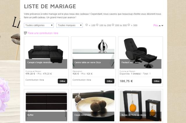 aub line organiser un mariage zankyou france. Black Bedroom Furniture Sets. Home Design Ideas