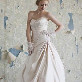 Vestido Victoria de Ruche Bridal