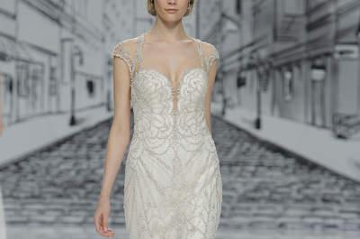 Robes de mariée Justin Alexander 2017 : une collection romantique et élégante qui va vous charmer !