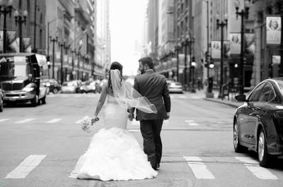 Chicago Wedding by Daniela Cardili