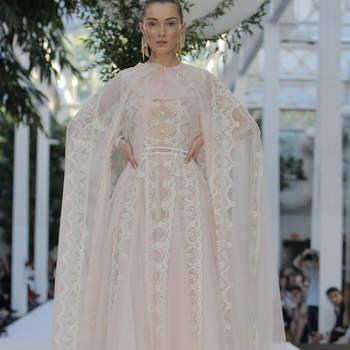 Rubén Hernández. Credits: Barcelona Bridal Fashion Week