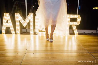 Paprotki, suknia własnego projektu i wielkie emocje! Ślub idealny!