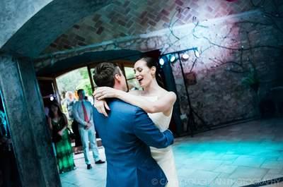 Um Destination Wedding deslumbrante no coração da Catalunha