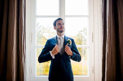 Cómo escoger el look perfecto para tu esposo. ¡Cuatro elementos importantes!