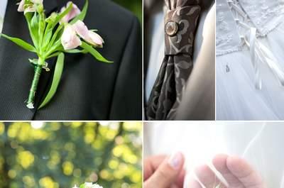 Ideen für den Bräutigam – Die Knopflochblume