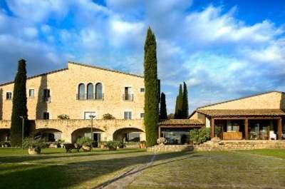 Los 10 mejores hoteles para celebrar tu boda en Girona
