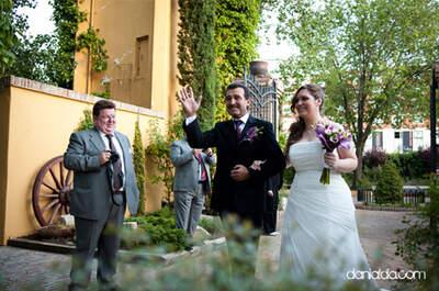El padrino, uno de los grandes protagonistas de la boda