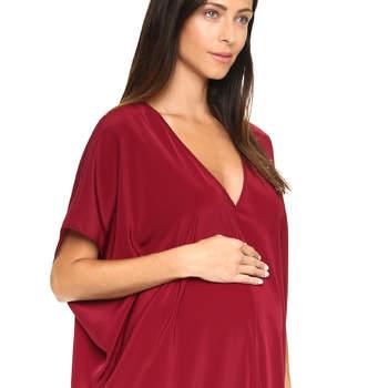 918e73558 Vestidos perfeitos para mulheres grávidas e com muito estilo ...