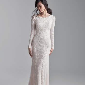 Vestidos de novia Sottero and Midgley otoño 2020
