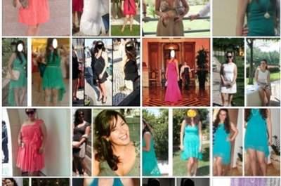 Editor's Friday Favourite: concurso de vestidos de festa no Hoje Vou Casar Assim