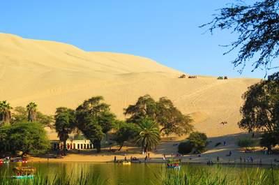 Oásis de Huacachina | Foto: J. D. Benthien