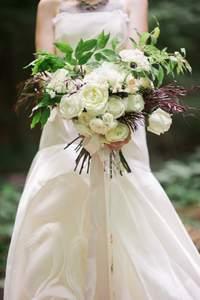 60 buquês de noiva RÚSTICOS