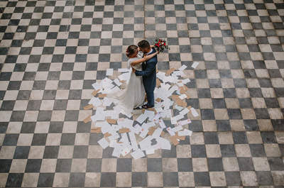 Cuando el amor se guarda en cartas: una boda con sabor vintage