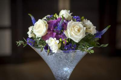 DIY Wedding Flowers: Make your own floral centrepieces