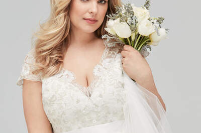 Suknie ślubne dla puszystych Panien Młodych! Najlepsze kroje!