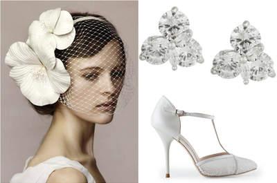 Atrévete con el estilo años 50 para tu matrimonio, ¡y elige un lindo vestido de novia y sus accesorios!