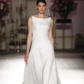 04bd844706 Suknie ślubne z dekoltem w łódkę  eleganckie i wyrafinowane ! Nie ...