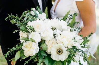 Anémonas para tu bouquet: La flor del amor intenso para tu ramo de novia
