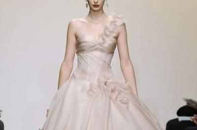 Ines di Santo Bridal Collection Fall/Winter 2013