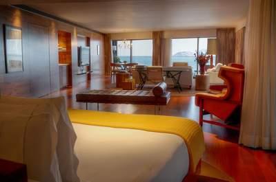 O post definitivo com os hotéis mais MARAVILHOSOS para sua noite de núpcias no Rio e em São Paulo