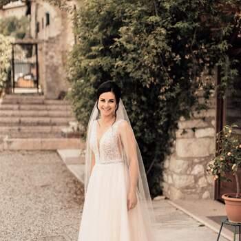 Second Hand Brautkleid, erhältlich im Onlineshop. ID: 303065