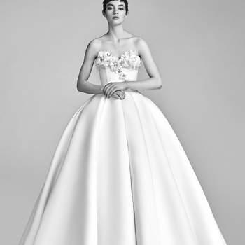 Más de 50 vestidos de novia corte princesa: diseños extraordinarios que no querrás dejar escapar