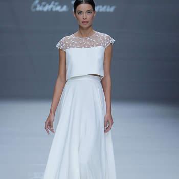 Cristina Tamborero, Barcelona Bridal Fashion Week