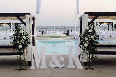 Mys Eventos: personalización y cuidado de cada detalle en todas las bodas de estas wedding planners